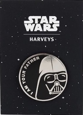 Harveys California - Star Wars Day 2020 - Darth Vader
