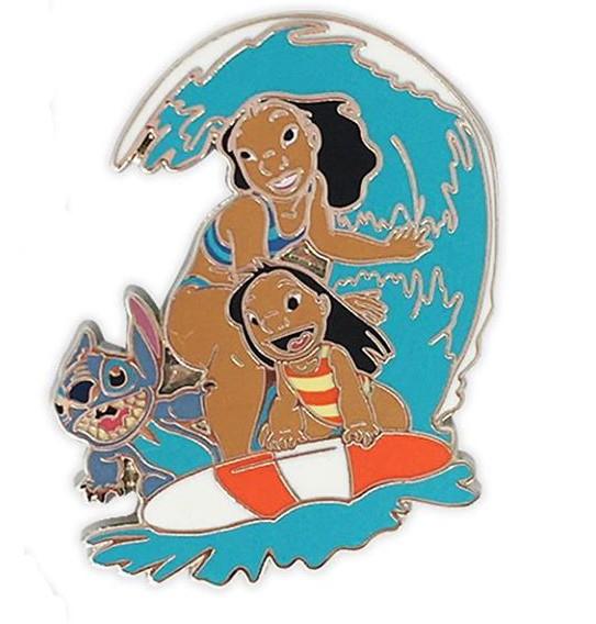 Lilo, Stitch and Nani