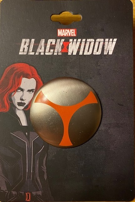 Marvel's Black Widow - 3D Taskmaster Shield