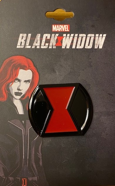 Marvel's Black Widow - Belt Buckle