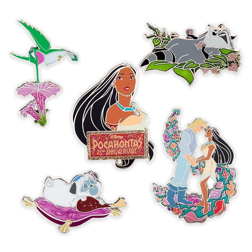 Pocahontas 25th Anniversary Boxed Set