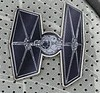 Loungefly - Star Wars Pin Collector Death Star Bag - TIE Fighter ONLY