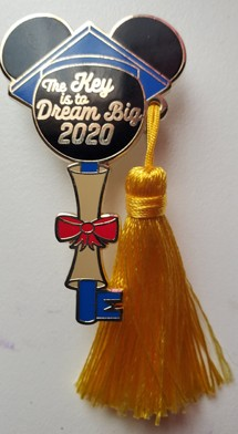 Graduation - The Key is to Dream Big 2020