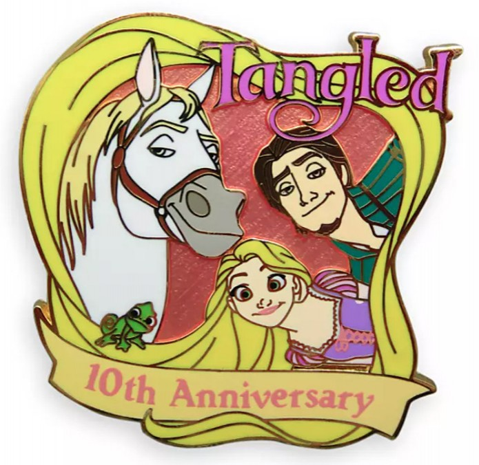 Tangled 10th Anniversary