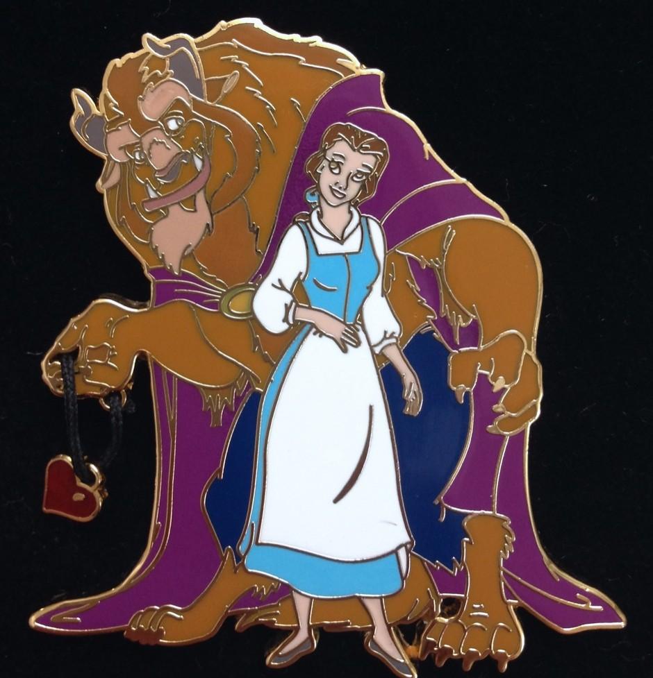 Belle & Beast Valentine