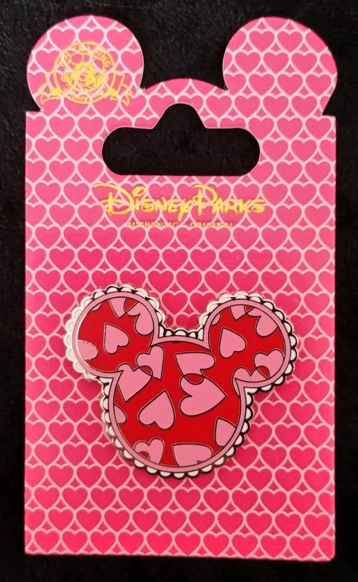 Minnie Icon with Hearts